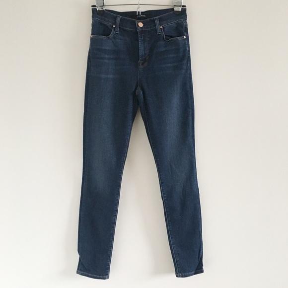 7297a180804f92 J Brand Jeans | Maria Highrise Skinny Jean In Fleeting | Poshmark